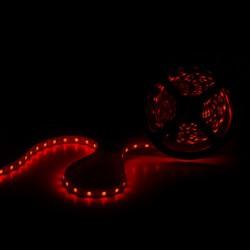 Rojo Tira RGB 14,4W 12V SMD5050 60Leds/metro