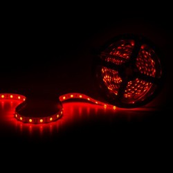 Rojo tira de led rgb, led multicolor