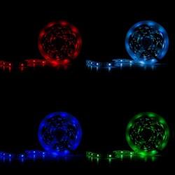 Oferta Tira RGB+BC 14,4W 12V SMD5050 72Leds/metro