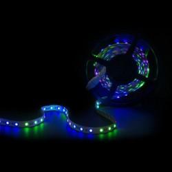 las mejores Tira LED Digital IC2811 10W 12V SMD5050 IP65 54Leds/metro