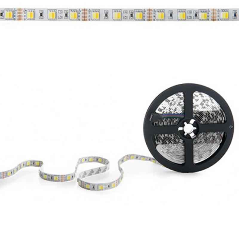Tira 14,4W 12V Dual SMD5050 60Leds/metro