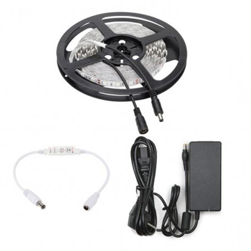 Kit Tira 72W IP25 Azul SMD5050 300Leds