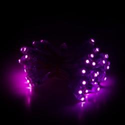 Comprar Pixel Led 9mm 0,1W 5V (50unidades) IP68 Púrpura