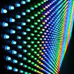 Oferta Pixel Led 12mm 0,3W 5V (50unidades) IP68 RGB
