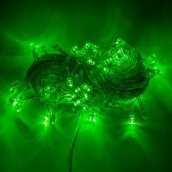 Guirnalda 10M 100Leds IP25 Verde