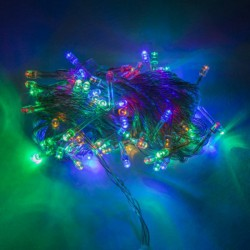 Guirnalda 10M 100Leds IP25 RGB