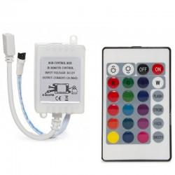 Controlador RGB 24 Botones IP25