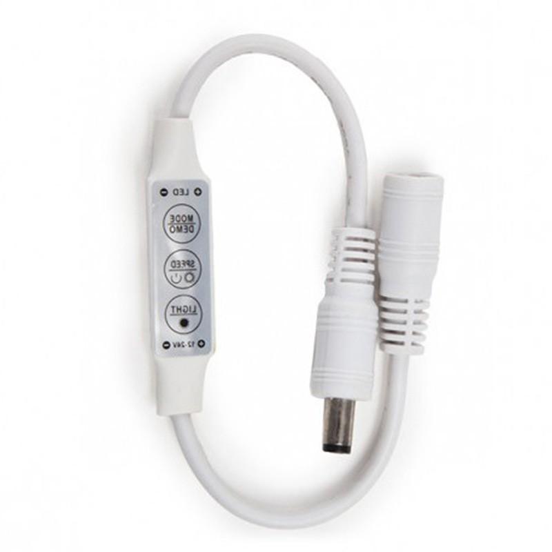 Controlador-Regulador Mini Unicolor 12-24v
