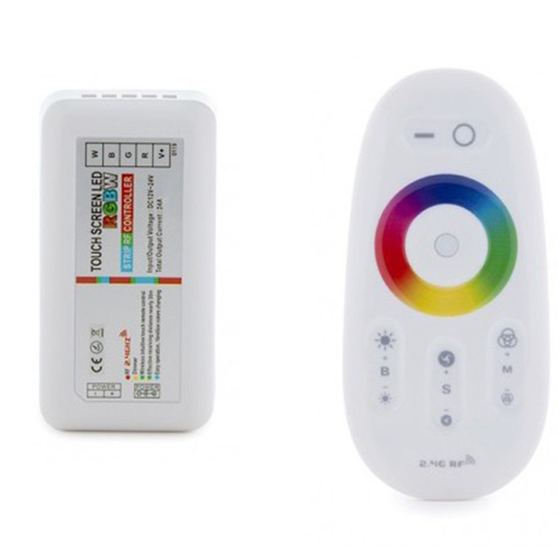 Controlador RGB+Blanco 12-24v
