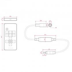 Esquema Regulador Mini 5-24V