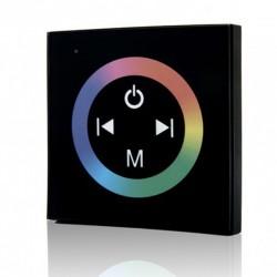 Controlador Empotrable Táctil RGB 12-24v