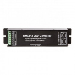 Comprar Controlador Digital DMX512 4 Canales