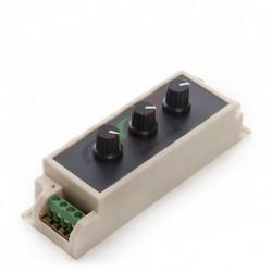 Controlador RGB 3Botones 12-24v