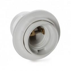 Casquillo E27 Blanco