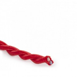 Comprar Cable Rojo 2x0,75 Trenzado