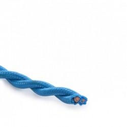 Comprar Cable Turquesa 2x0,75 Trenzado