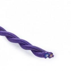 Comprar Cable Morado 2x0,75 Trenzado