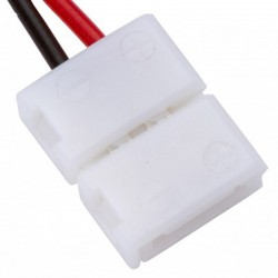 Conector con cable Tira 12V SMD3528-2835