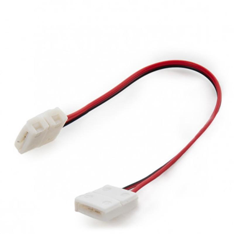 Conector Doble con cable Tira 12V SMD5050-5630
