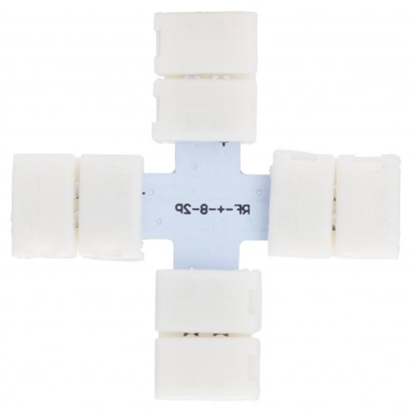 Conector + Tira 12V SMD3528-2835