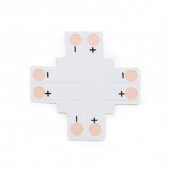 Conector para Soldar + Tira 8mm 12V