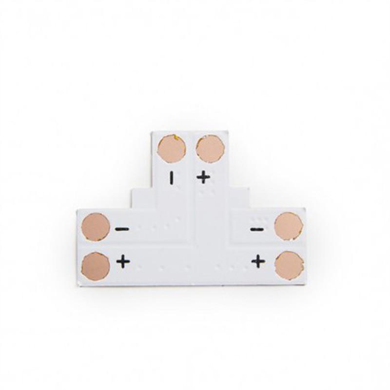 Conector para Soldar T Tira 10mm