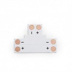 Conector para Soldar T Tira 8mm