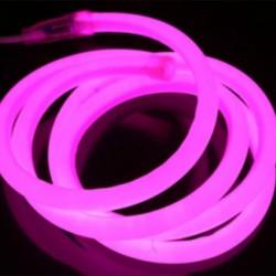 Flex Neon redondo 13,5mm 10W/m 12V 120Leds/m