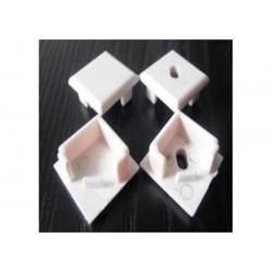 Comprar Perfil de aluminio esquinero cuadrado
