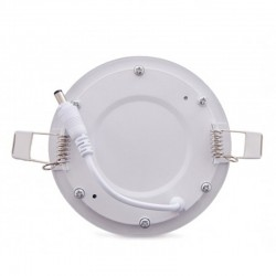 Sujeción Downlight circular 120mm 6W 400Lm