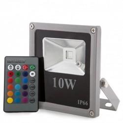 Foco RGB 10W