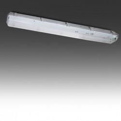 Comprar Pantalla estanca Tubos IP65 2x120cm