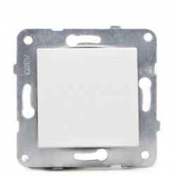 Comprar Interruptor Panasonic 10A 220V Tecla Blanca