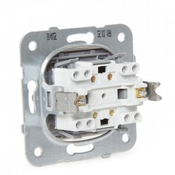 Oferta Interruptor Doble Panasonic 10A 220V Tecla Blanca