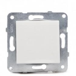 Comprar Conmutador Panasonic 10A 220V Tecla Blanca