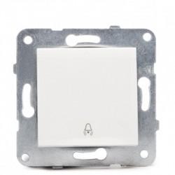Comprar Pulsador Panasonic 10A 220V Tecla Blanca