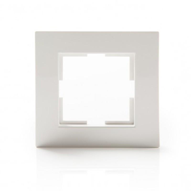 Marco 1 elemento Panasonic Blanco