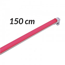 Tubo led rojo 150cm t8