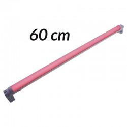 Tubo led Rosa Fucsia T8 60cm