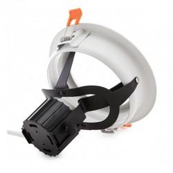Comprar Aro empotrable Par30 E27 Blanco 160mm