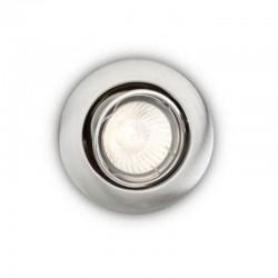 Comprar Aro empotrable Philips Circular Satinado basculante