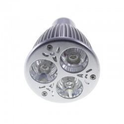 Bombilla led Gu10 6W Blanco Frío 60º