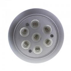 Bombilla led Qr111 21W blanco cálido 60º