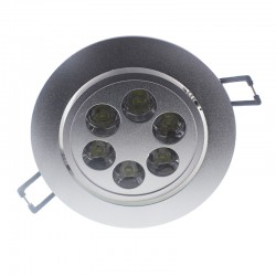 Downlight redondo 12W 60º Blanco frío