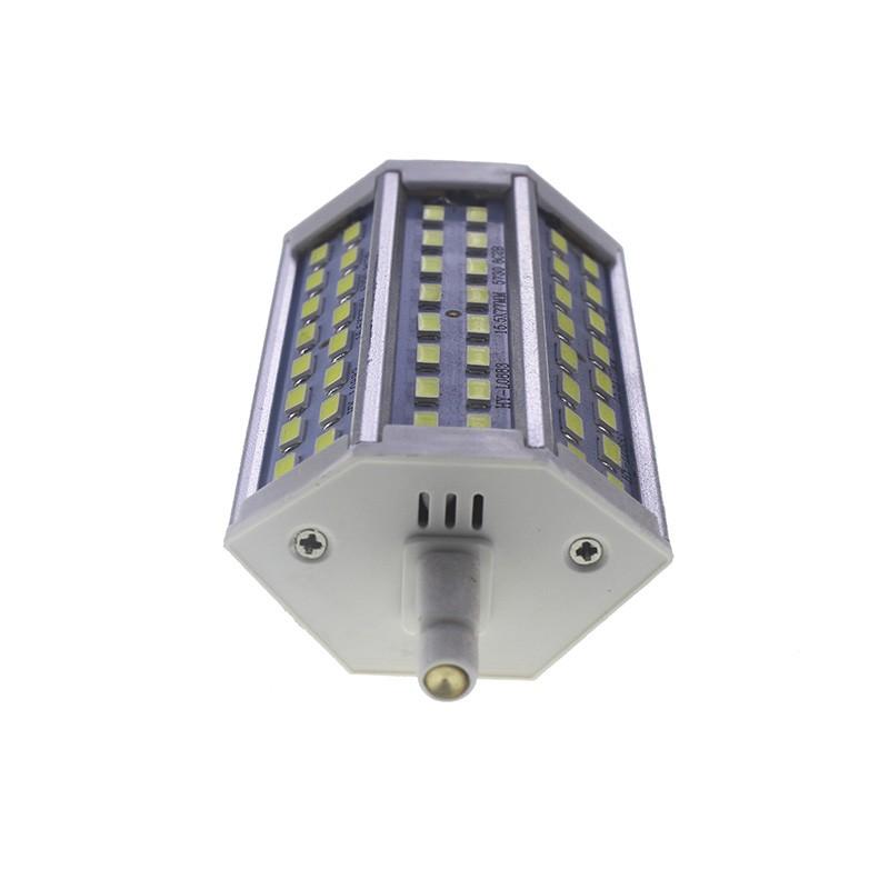 Bombilla led R7S 10W 118mm Blanco Frío 5730