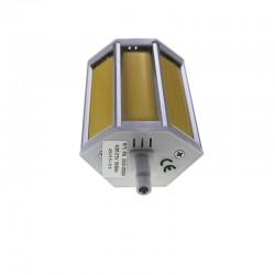 Bombilla led R7s 8W COB Blanco Calido 118mm