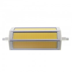 Bombilla led R7s 10W COB Blanco Cálido 138mm