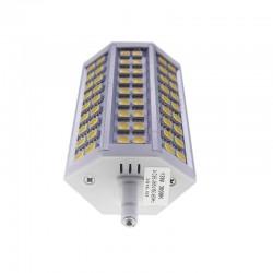Bombilla led R7s 13W 5050 Blanco calido 138mm regulable