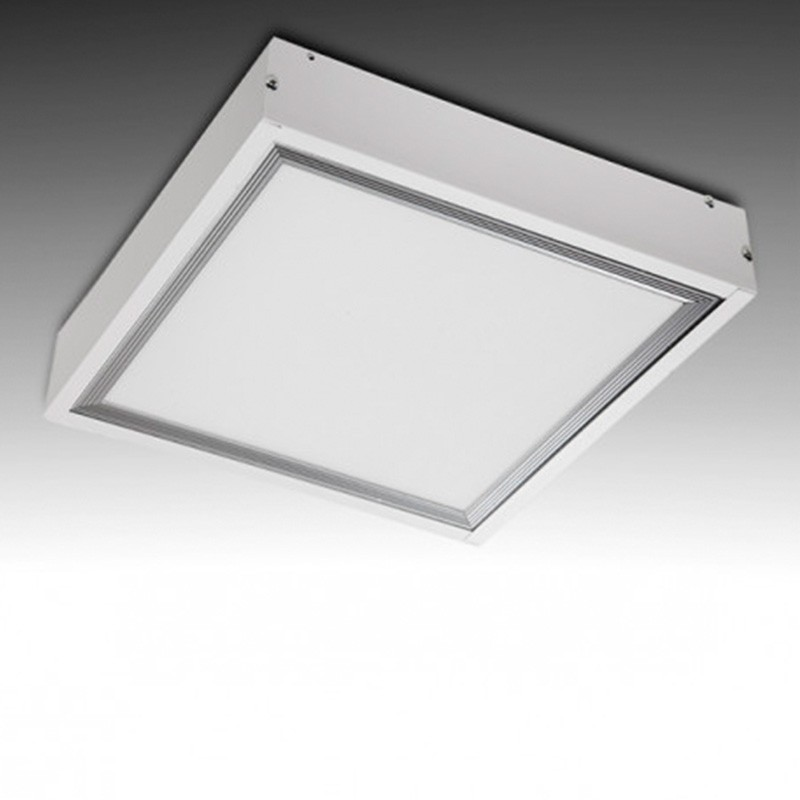 Marco superficie para panel led 300x300mm