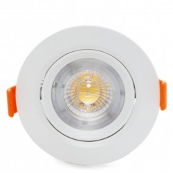 Oferta Foco Downlight circular COB 7W 630Lm Ø90mm